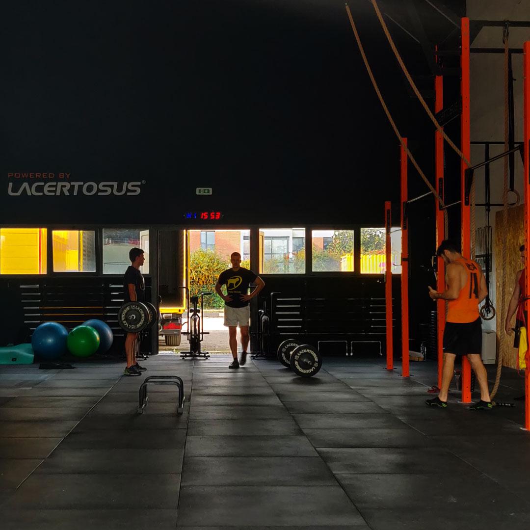 SPFitness CrossFit